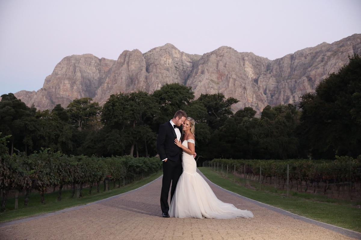 Andy & Carmen – MolenVliet, Stellenbosch