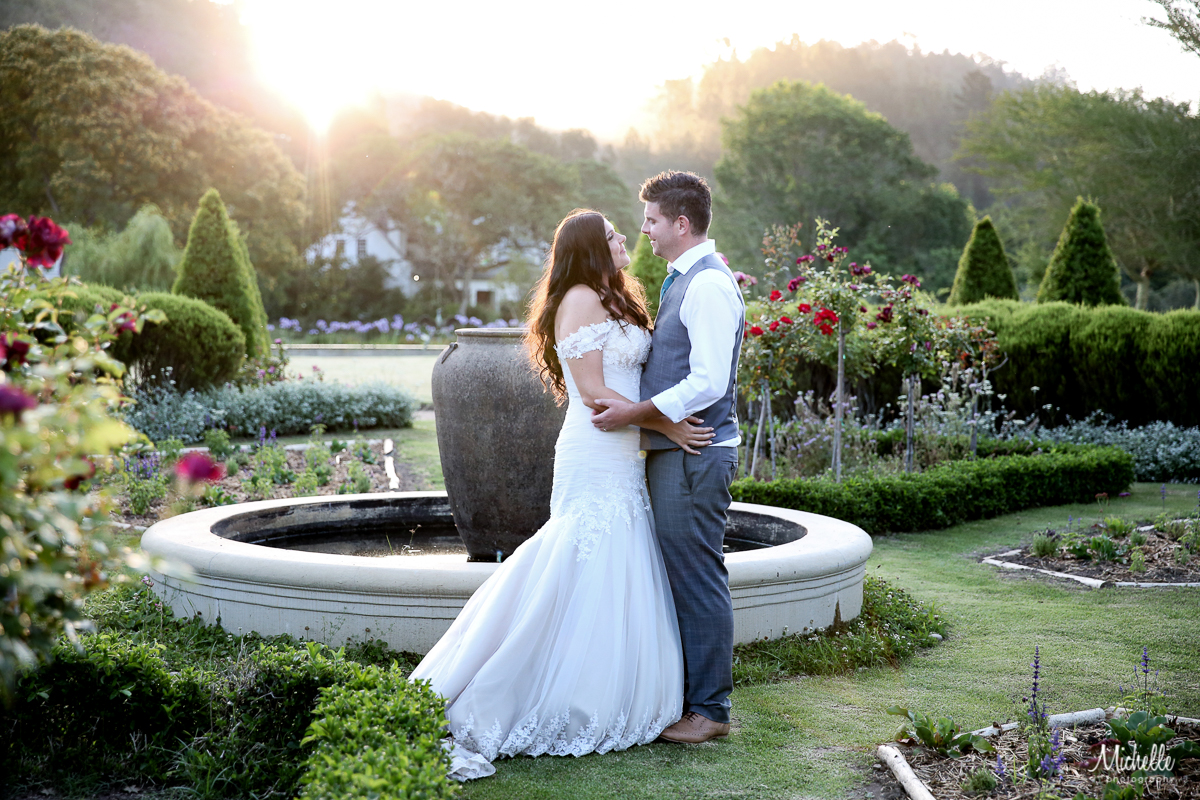 Ali & Michelle – The Rose Pavilion, Plett
