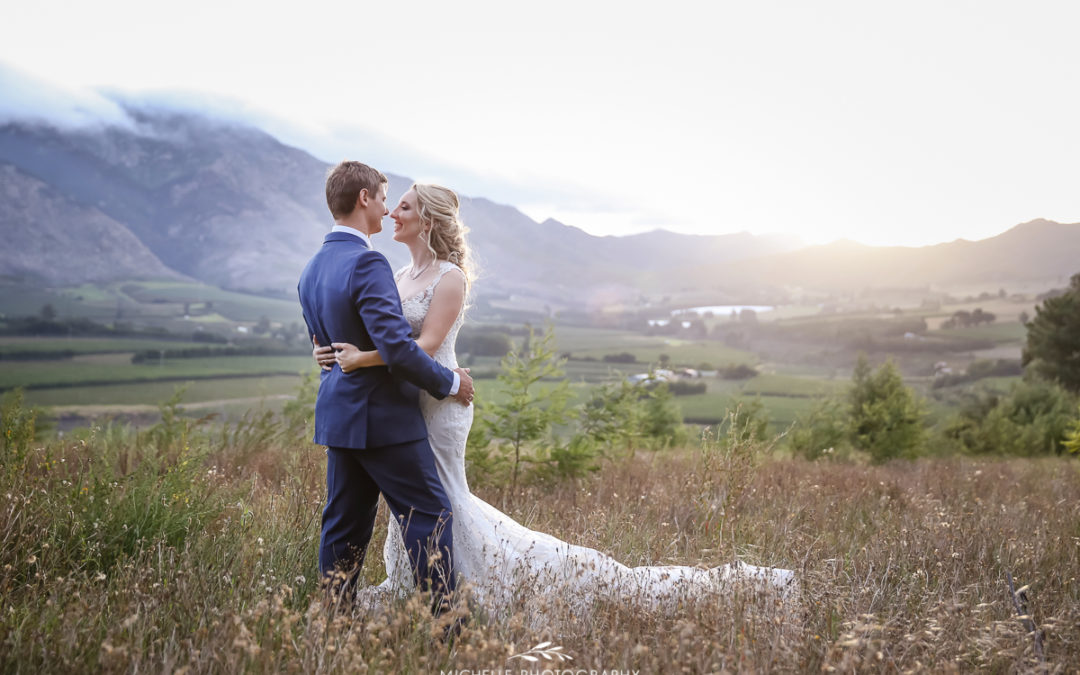 Theuns and Catherine