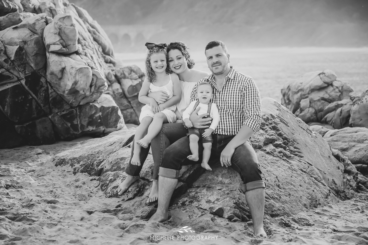 Hennie & Maryke Family