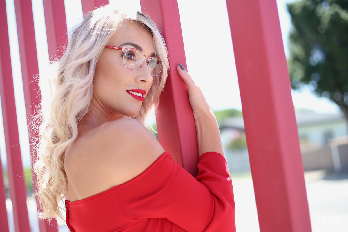 Dynamic Vision Sunglasses with Gela le Roux