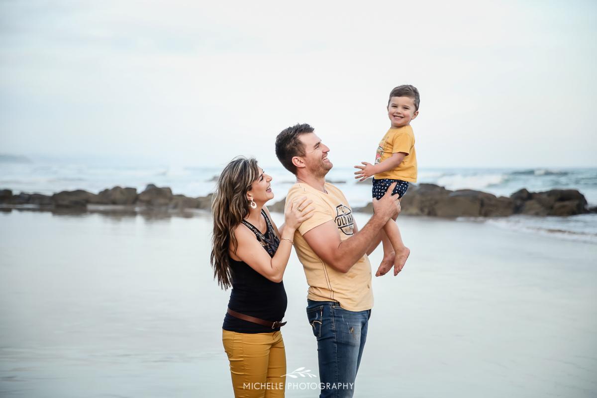 Stephan Rene Family